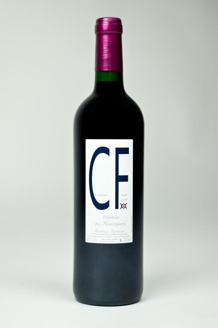 """Château les Bouzigues """"CF"""" 2011"""