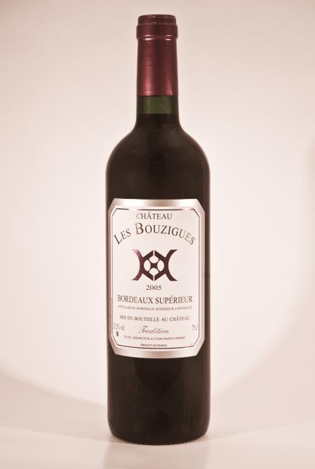 """Château les Bouzigues """"Tradition"""" 2005"""