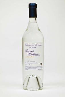 "Eau de Vie de Poire Williams ""Coeur d'Or"""